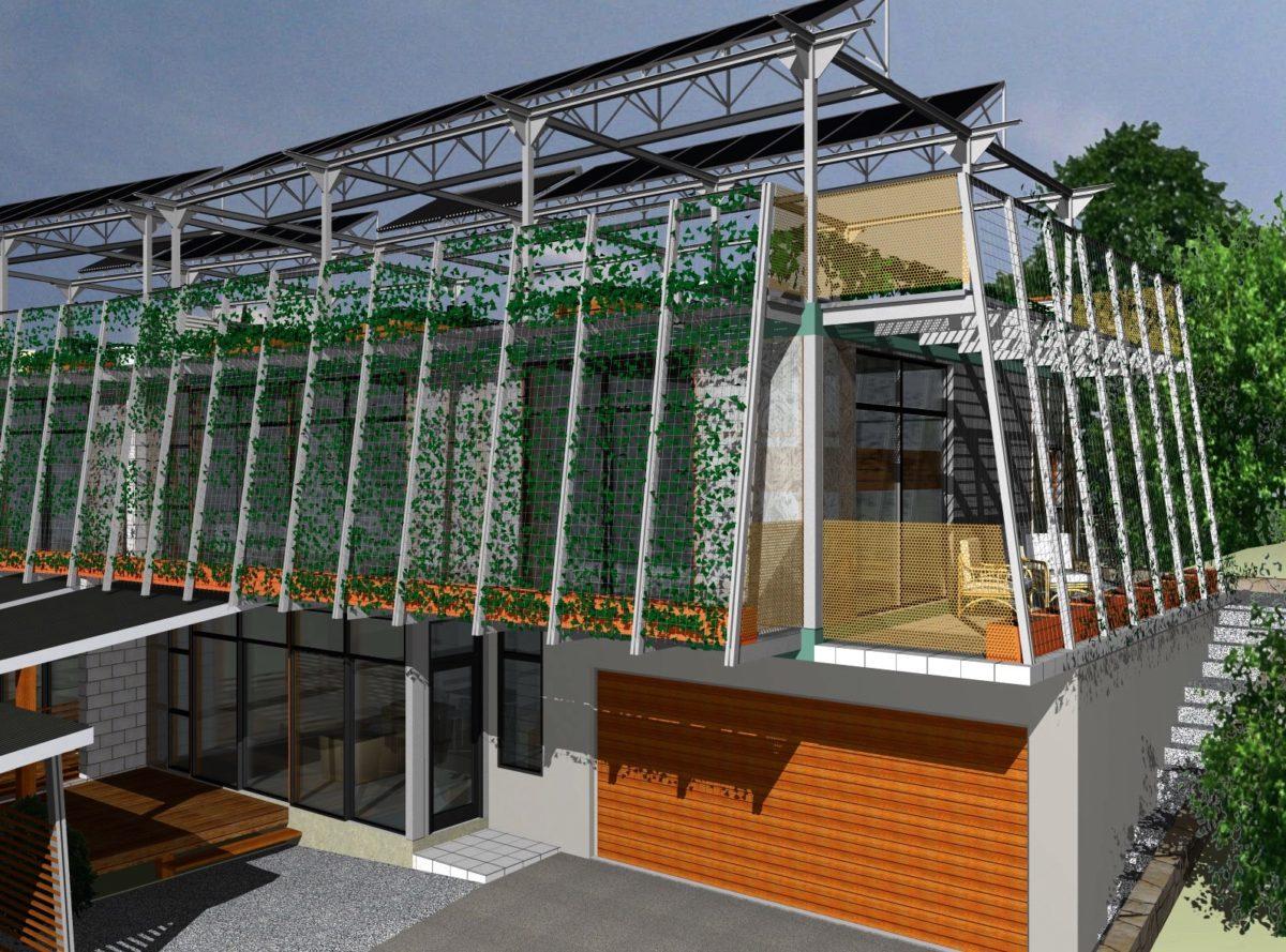 House Four  Zero Emission Houses For Sale   Coffs Harbour, NSW